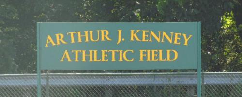 High School Turf Field