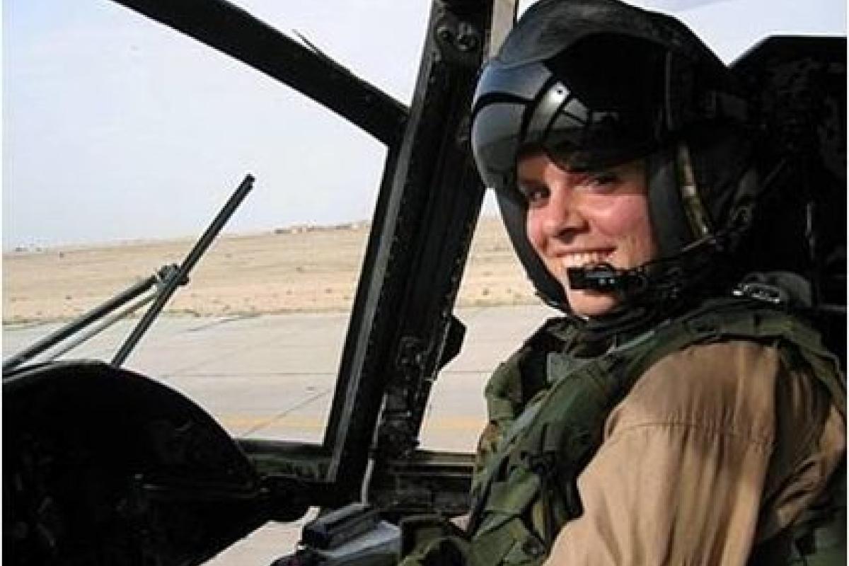 CAPTAIN JENNIFER HARRIS, USMC KIA 2007 IIRAQ