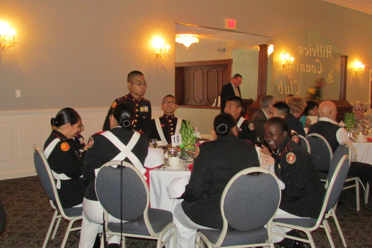 SAVE THE DATE FOR THE 9TH ANNUAL DINNER HONORING OUR VETERANS AND WARRIORS